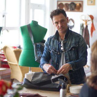Híres pasik egy napja: Klimo Péter, a lassú tervező