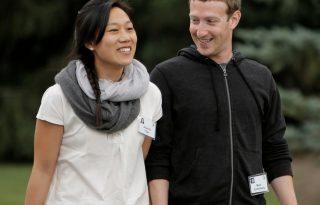 Zuckerberg felesége egyelőre pulijukat tekinti közös gyereknek
