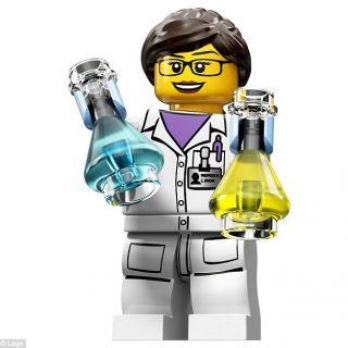 Jönnek a női tudósokat mintázó Lego figurák