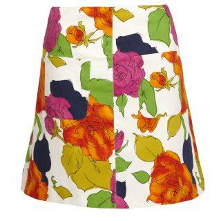 A nyár legszebb virágos szoknyái