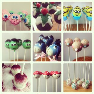 Cake pop otthonra is