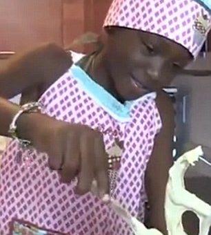 Nyolcéves cukrászzseni komoly ügyfélkörrel