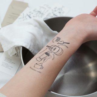 Recept-tetoválások kezdő háziasszonyoknak