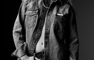 Kate Moss húga, Lottie a CK Jeans kampányban