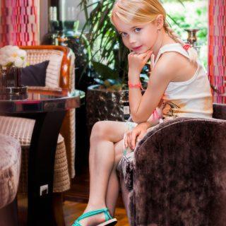 Kislányai inspirálják Maráczy Manuéla gyermekruha tervezőt