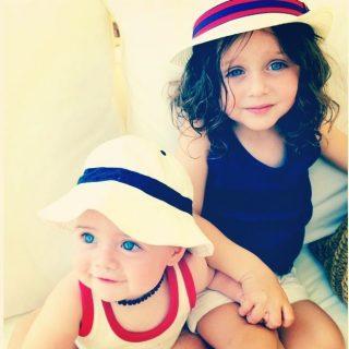 A két legszebb stylist-gyerek