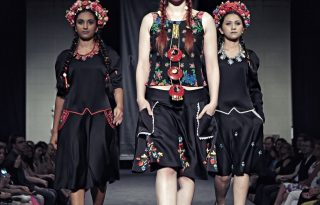 A Romani Design bemutatóján jártunk