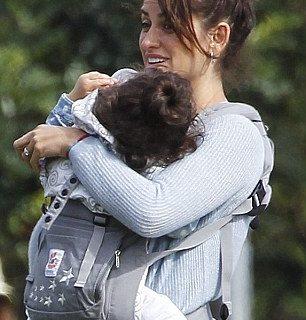 Végre együtt Penelope Cruz családja
