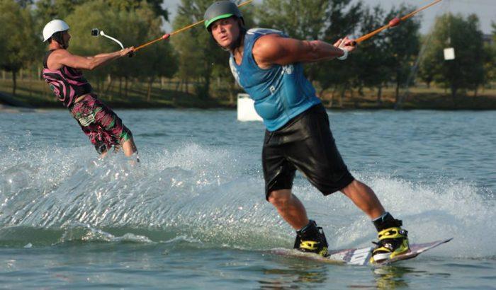 Tanulj a legjobb wakeboard versenyzőtől