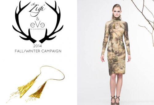 Zigi Brand és eVe by Eva Remenyi 2014/15 őszi-téli kollekció