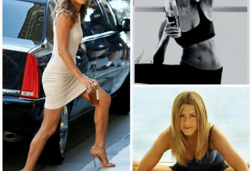 Így tartja magát formában Jennifer Aniston