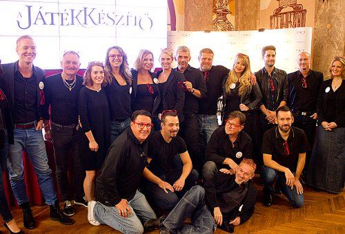 Új magyar színházi szuperprodukció: A Játékkészítő