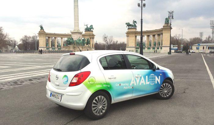 Car Sharing – közösségi autózás a környezettudatosság jegyében