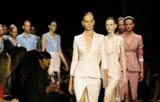 New York Fashion Week: Axente Vanessa