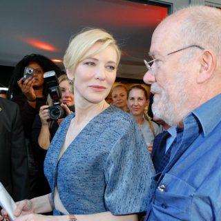 Cate Blanchett rajong a művészetekért