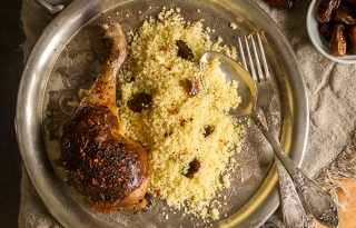 Arab hangulatú, ízletes csirekcombok