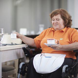Borvacsora szekszárdi étteremben, ahol kizárólag fogyatékkal élők dolgoznak