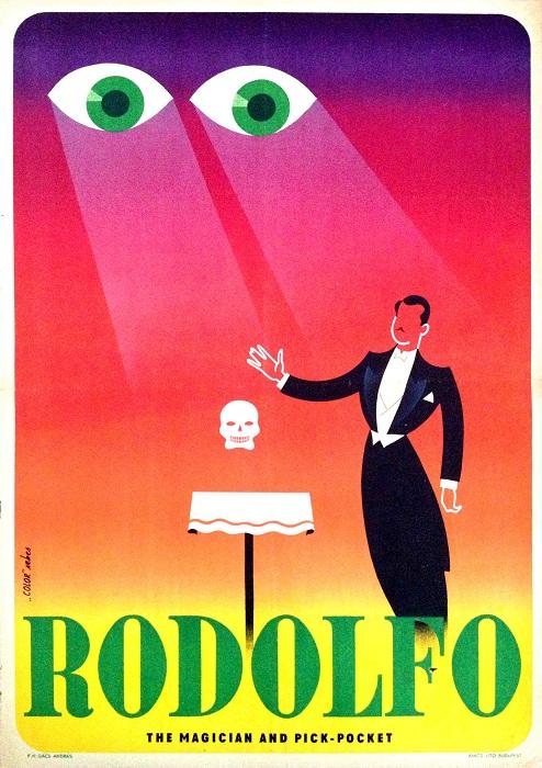 Rodolfo szerepel Olympia Le-Tan új táskáján