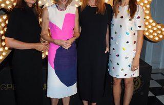 Hírességek sora volt kíváncsi Stella McCartney zöld kollekciójára