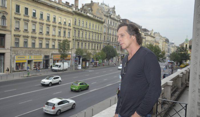 Újabb hollywoodi sztár járt Budapesten!