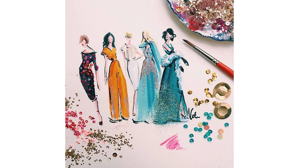 Sztárok a tervezők között: Gwen Stefani és Pharrell