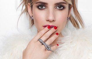 Emma Roberts ékszerei