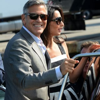Clooney nem agglegény többé