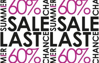 Az il Bacio Summer Sale utolsó ajánlatai