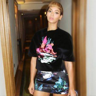 Beyoncé nemcsak arca lesz a Topshopnak