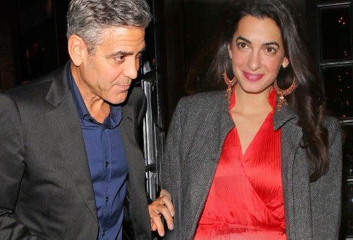 Clooney és Amal Alamuddin új, szerelmi fészke