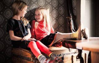 Magyar tervezőnő egyedi gyermekruhái