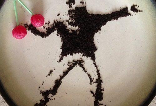 Az ételmaradékok Banksy-je