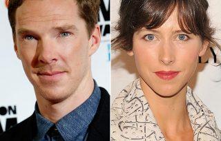 Benedict Cumberbatch vőlegény lett