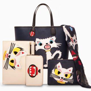 Karl Lagerfeld macskája táskakollekciót kapott