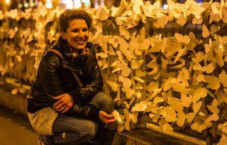 Feltörekvők: Németh Edina, az Edinas Paper Installations alapítója