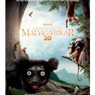 Madagaszkári makik a filmvászon sztárjai