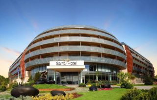 Idén is a Spirit Hotel végzett az első helyen a Gault&Millau listáján