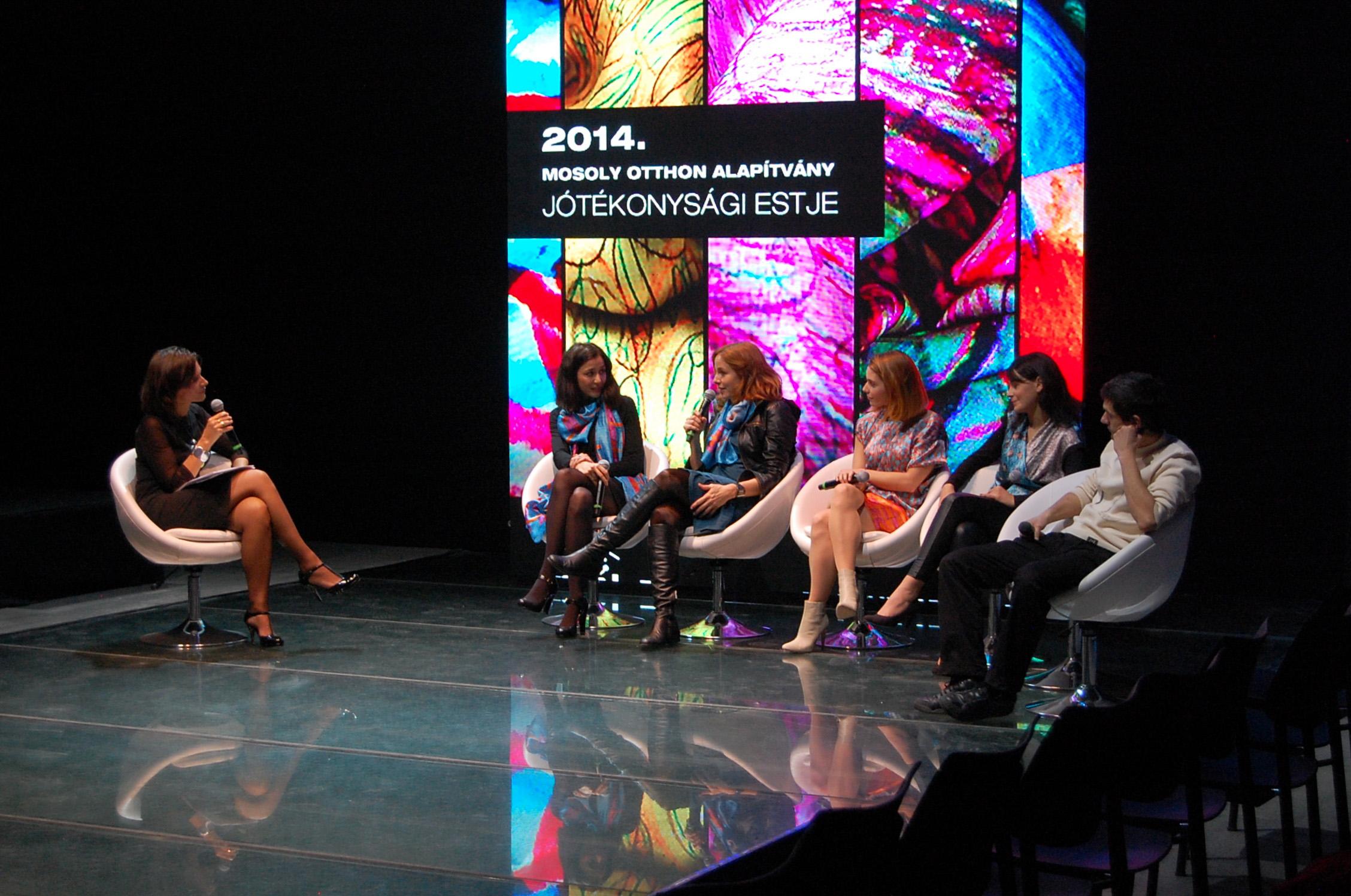 MCFD 2014 bemutatók: Phaidra, Annaeva, Cakó, Cukovy és Galla
