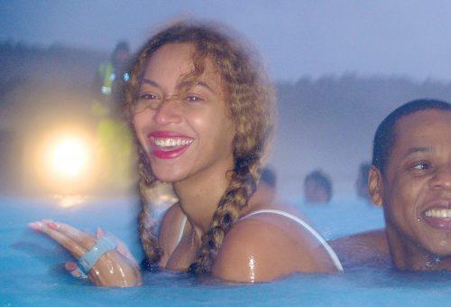 Beyoncé és Jay Z Izlandon