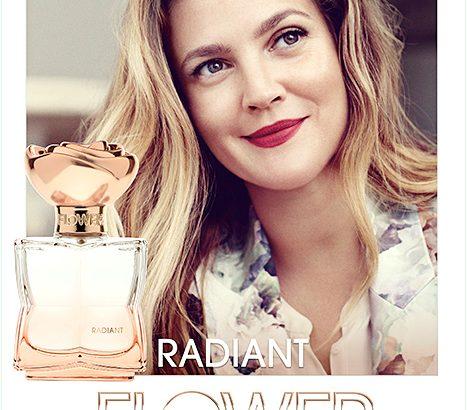 Drew Barrymore és kislánya parfümreklámban szerepel