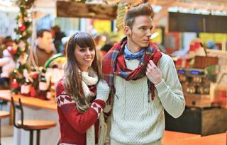 Egy kis karácsonyi hangulat – az outfitünkben is