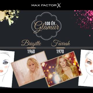 Legyél Te is a Max Factor arca!