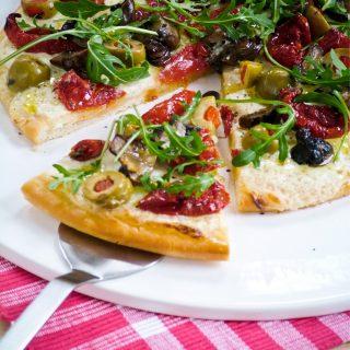 Itt a pizzadiéta!