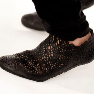 Kényelmes és különleges a 3D nyomtatással készült cipő