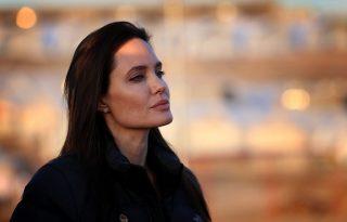 Angelia Jolie Irakban járt
