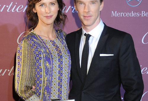 Benedict Cumberbatch is apa lesz
