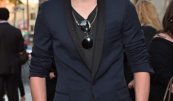 David Beckham nagyobbik fia is divatplakáton pózol