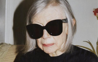 Joan Didion írónő lett a Céline új arca