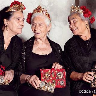 Generációk találkozása az új Dolce&Gabbana kampányban
