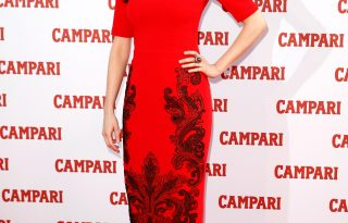 Eva Green, a naptárlány